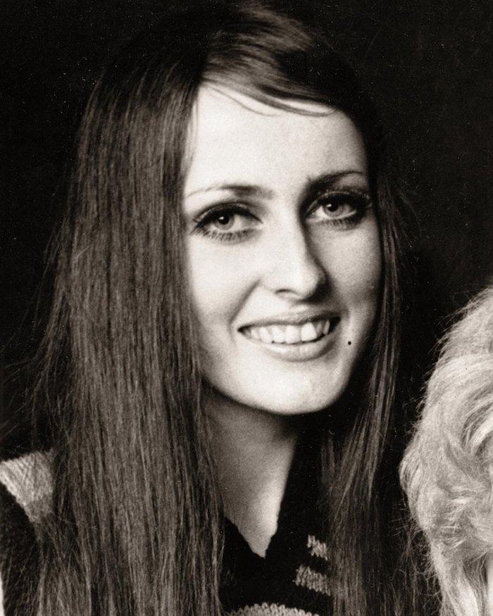 Pauline Moran gorgeous