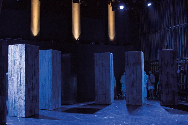 Lighting design for the theatre: an introduction u2014 rada